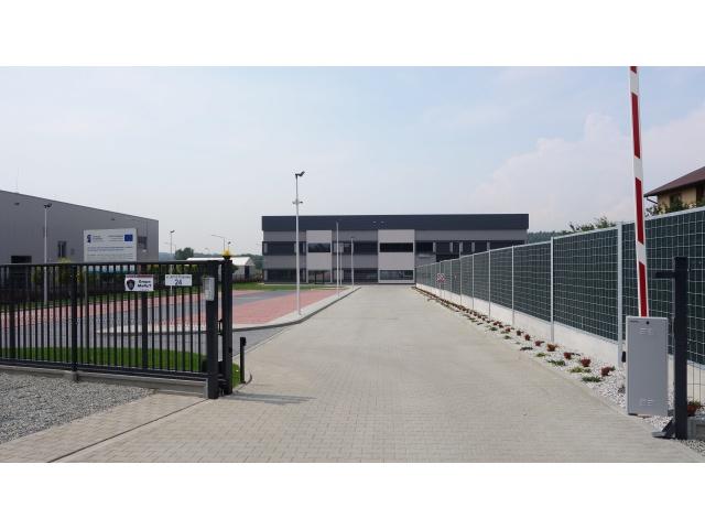 Budynek produkcyjno-usługowy w Trzebini