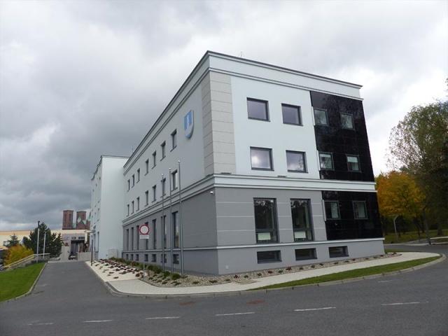 Zakończono prace w Urzędzie Miasta w Czeladzi.