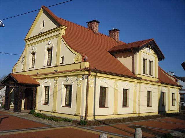 Biblioteka Lędziny