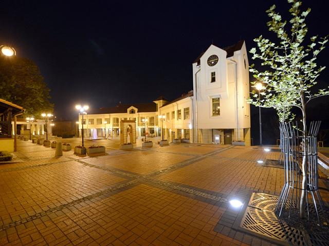 Plac Farski Lędziny