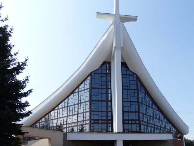 Kościół w Rudzie Śląskiej