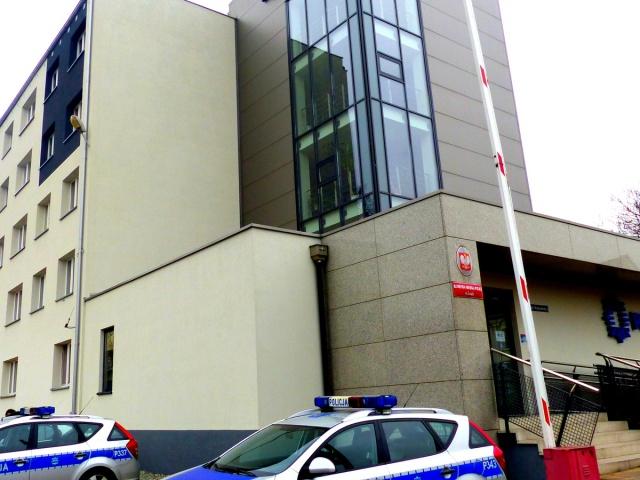 Komenda Miejska Policji w Żorach