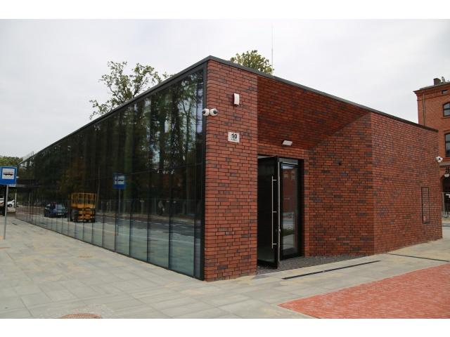 Budowa zintegrowanego centrum przesiadkowego w Pszczynie