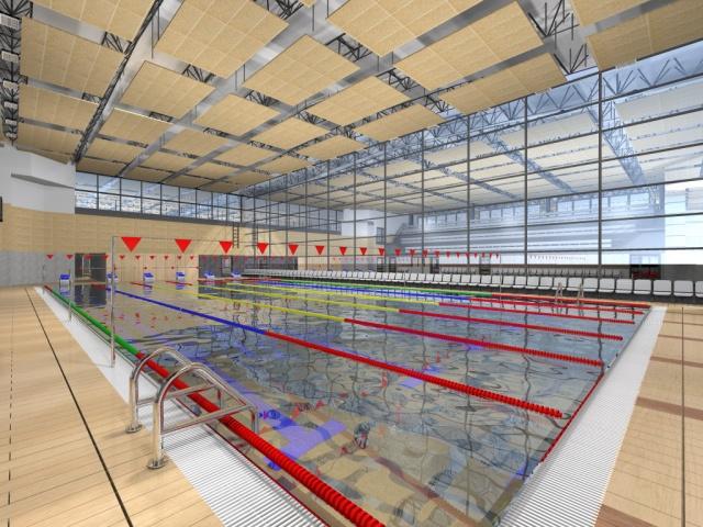 Modernizacja i przebudowa basenu w Chorzowie